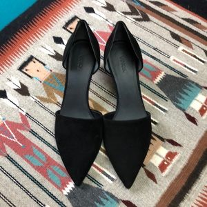 Vince Black Suede Shoes-Brand New